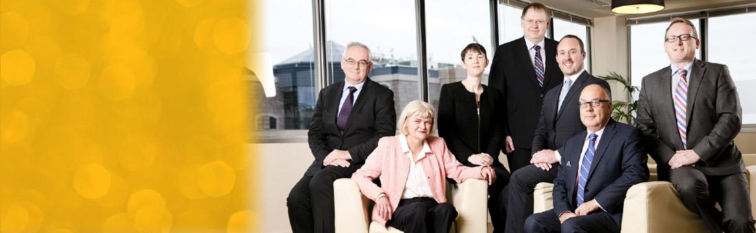 Crowe audit team