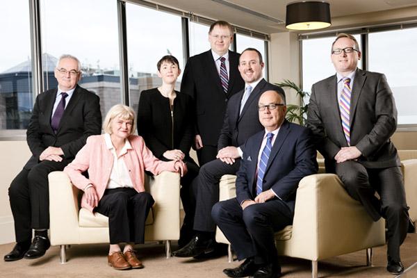 Crowe Horwath audit team