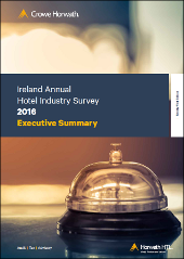Crowe Hotel Survey Results 2016