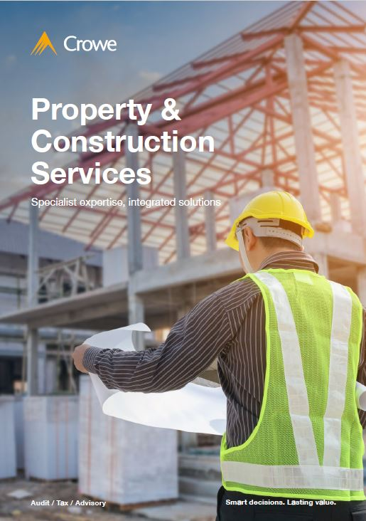Specialist property and construction services - Crowe Ireland