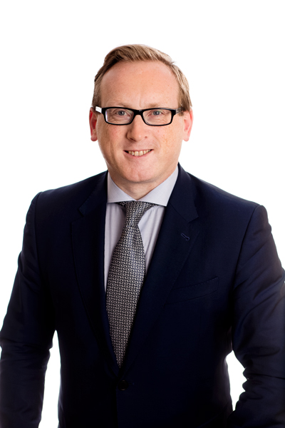 Chris Magill Audit Partner Crowe Ireland
