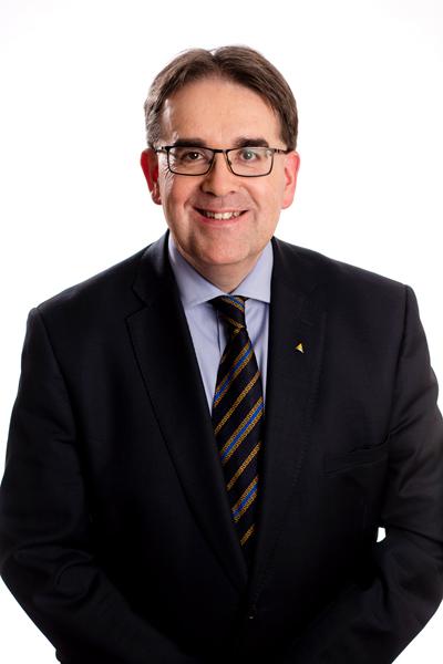 Shane McQuillan Consultancy Partner Crowe Ireland