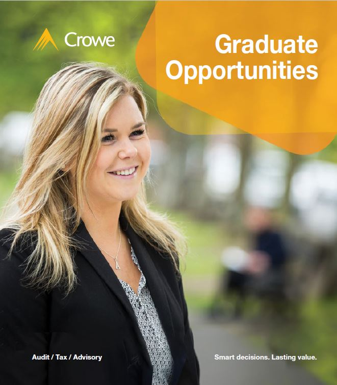 Graduate Opportunities - Crowe Ireland