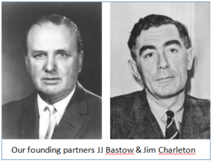 Crowe Horwath founding partners Bastow & Charleton