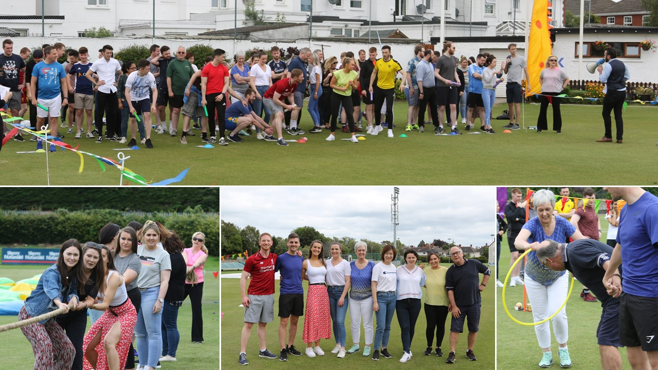 Crowe Ireland 2019 staff sports day