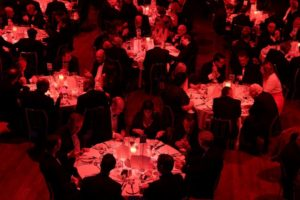 75th gala diners