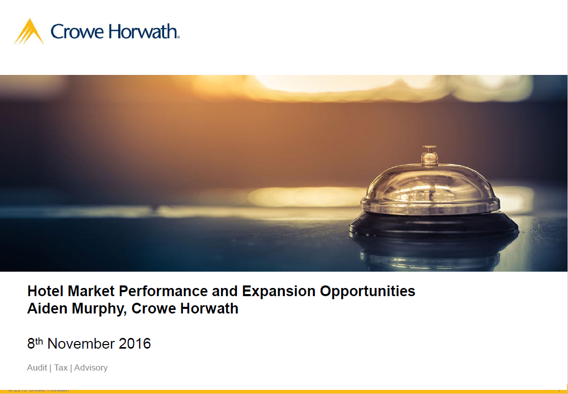 hotel market performance expansion opportunities 2016