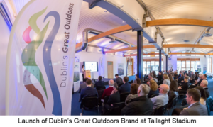 Dublin's Great Outdoors Launch