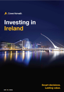 Investing In Ireland - Crowe Horwath Ireland
