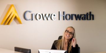 Crowe Horwath Reception