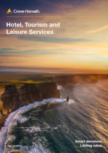 Hotel, Tourism and Leisure Services - Crowe Horwath Ireland