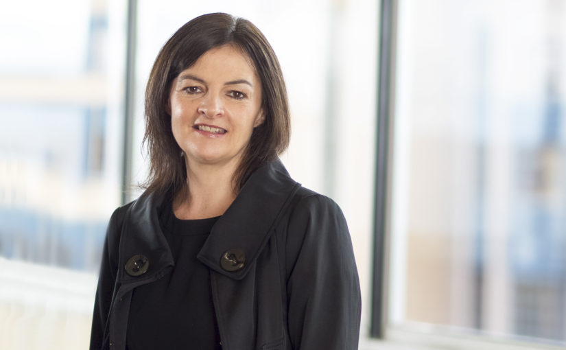 Consulting Partner Clodagh OBrien - Crowe Horwath