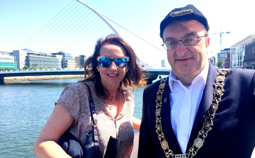 30th South Docks Festival Launch Dublin Lord Mayor - Crowe Horwath Ireland