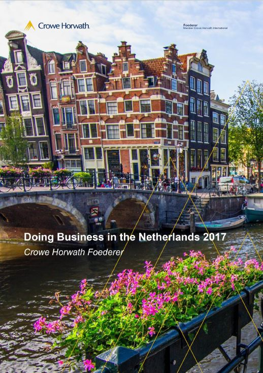 Doing busines sin the Netherlands - Crowe Horwath Ireland