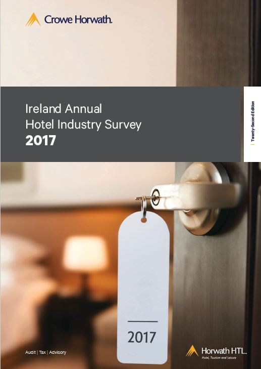 2017 Hotel Industry Survey - Executive summary - Crowe Horwath Ireland