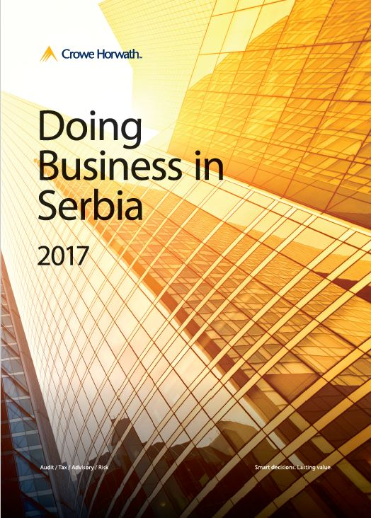 guide to doing business in Serbia - Crowe Horwath Ireland