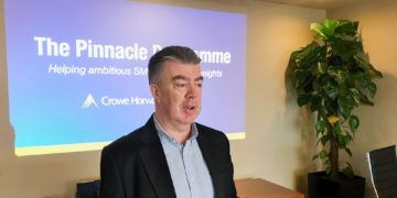 Bob Lee on how to attract and retain great talent - Crowe Ireland
