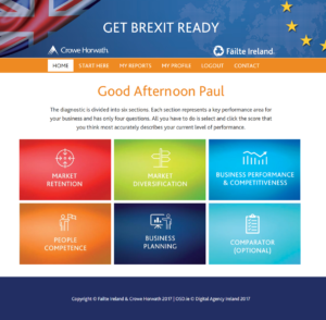 Get Brexit ready app tool - Crowe Horwath Ireland