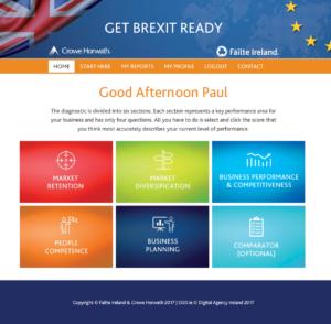 Get Brexit ready app tool - Crowe Ireland