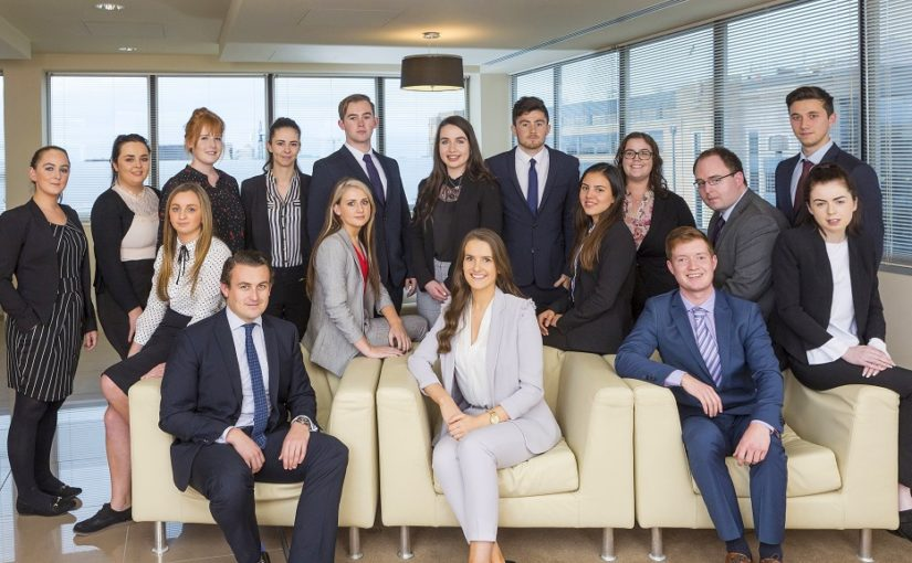 Graduate intake 2017 - Crowe Ireland