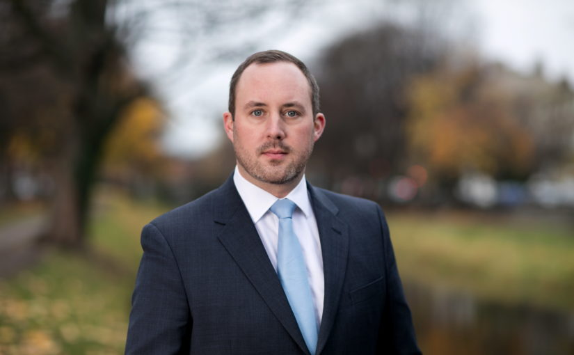 Neil Davit, Audit Partner - Crowe Ireland