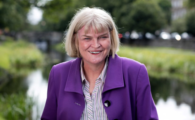 Sharon Gallen Audit partner - Crowe Ireland