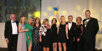 Crowe Horwath Client The Echo win SDCC award