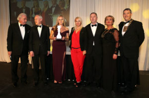 Crowe Horwath Client Thorntons win SDCC award