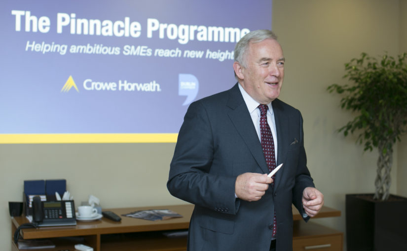 Bob Etchingham on SMEs expanding into international markets - Crowe Horwath Ireland
