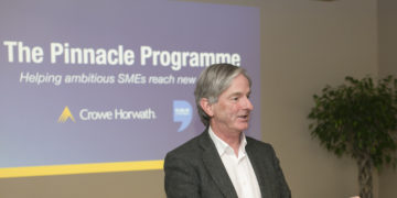 Brody Sweeney on Scaling SME businesses - Crowe Horwath Ireland