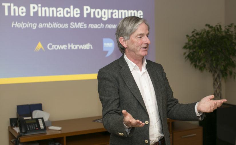 Brody Sweeney on Scaling SME businesses - Crowe Horwath Ireland