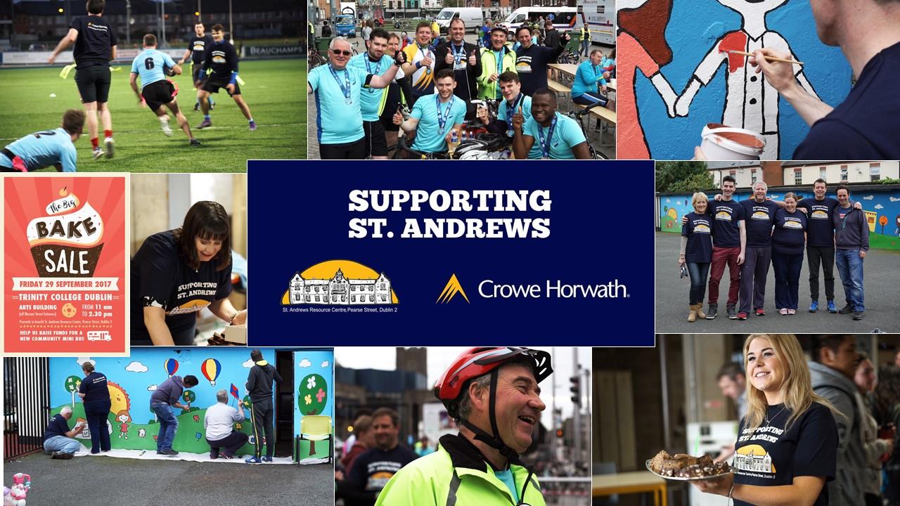 CSR Programme 2017 - Crowe Horwath Ireland