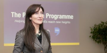 Caroline Keeling on Managing a Family Business - Crowe Horwath Ireland