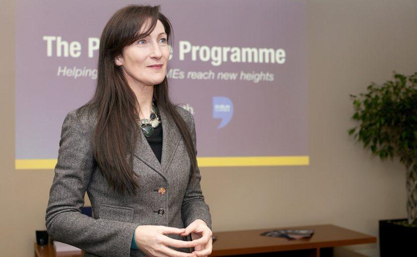 Caroline Keeling on Managing a Family Business - Crowe Horwath Ireland