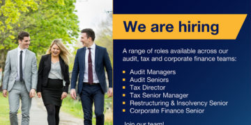 Audit, Tax & Corporate Fiaance Job vacancies - Crowe Horwath Ireland 2018