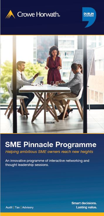 SME Pinnacle Prgramme - Crowe Horwath Ireland