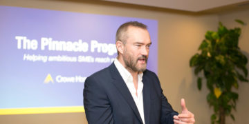 John Moore on Funding Strategies for Business Owners - Crowe Ireland