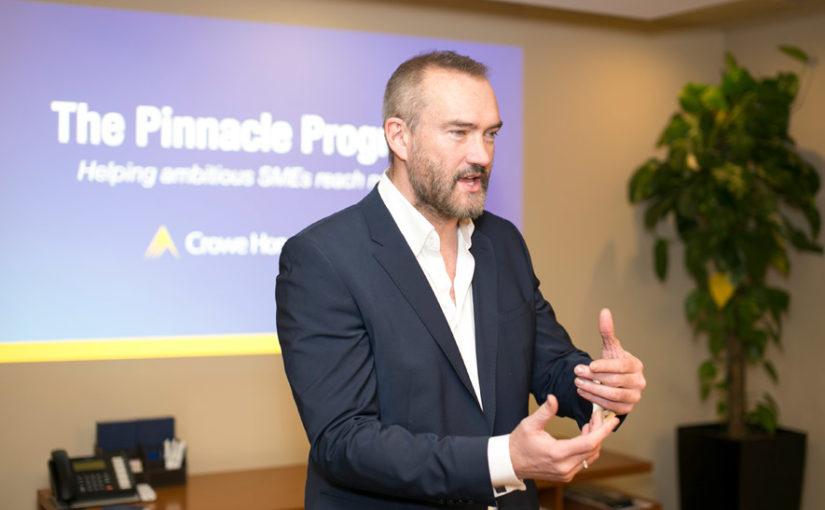 John Moore on Funding Strategies for Business Owners - Crowe Horwath Ireland