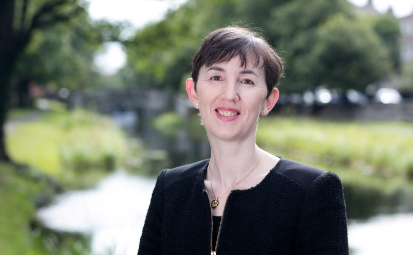 Roseanna O'Hanlon Audit Partner - Crowe Ireland