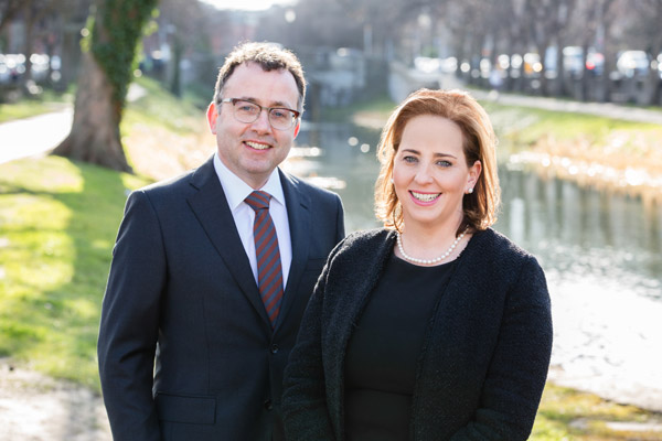 Maeve Corr Head of Private Client Services - Crowe Horwath Ireland