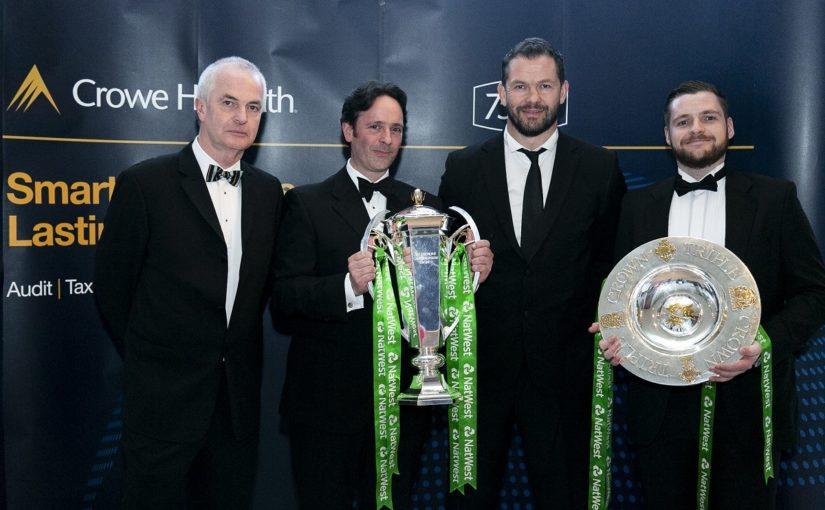 Crowe Horwath Official Club Sponsors of UCD RFC