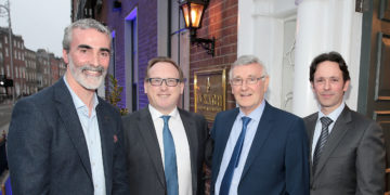 Iveagh Hotel launch - Crowe Horwath Ireland
