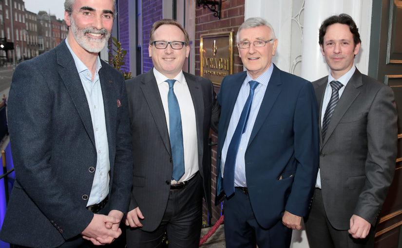 Iveagh Hotel launch - Crowe Horwath Ireland