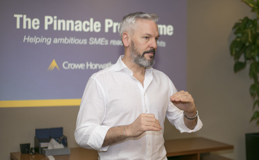 Gary Lavin from VitHit on building SME brands - Crowe Ireland