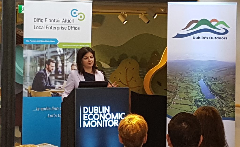 Dublin Economic Monitor launch - Crowe Ireland