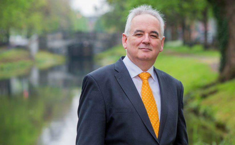 Partner Profile – Gerard O'Reilly - Crowe Horwath Ireland