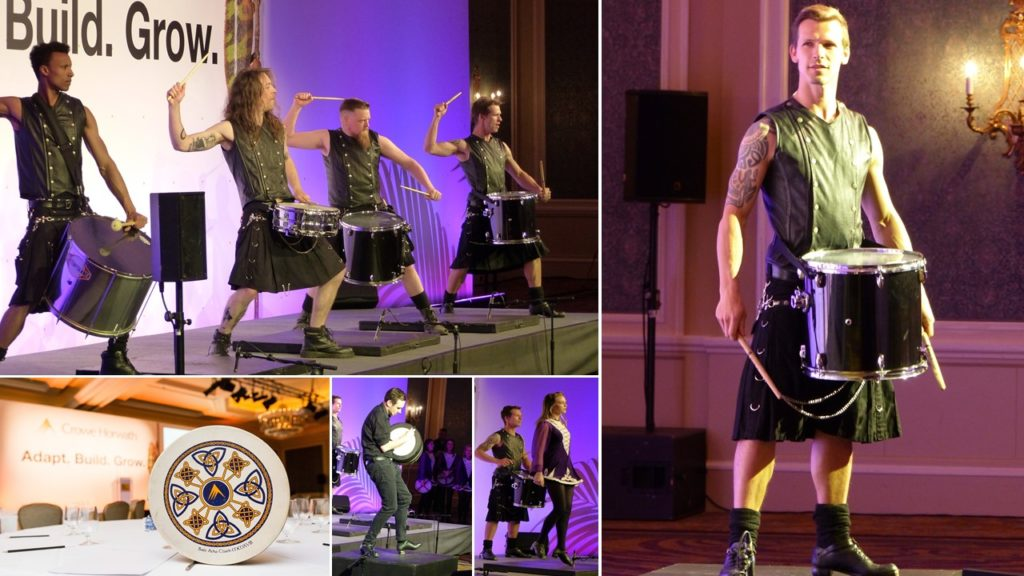 Celtic Extreme at Crowe 2018 EMEA Conference - Crowe Ireland