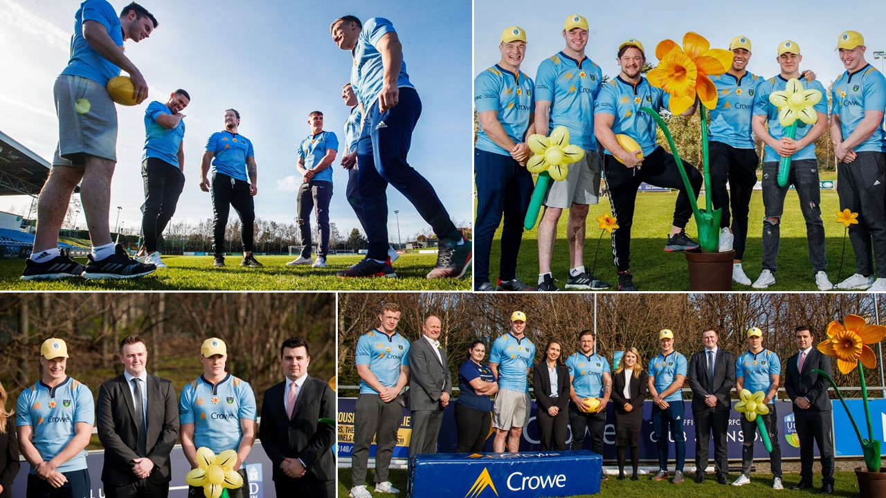 UCD RFC and Crowe Ireland Fundraising Daffodil Day 2019