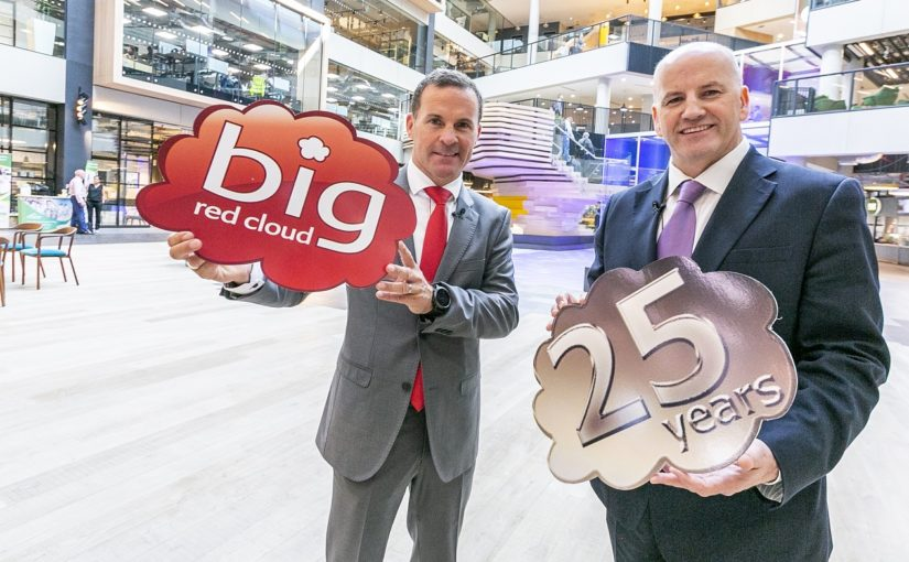 Crowe Ireland celebrates 25 years of the Big Red Cloud