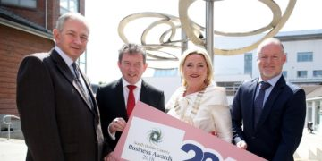 Crowe Ireland sponsors South Dublin County Business Awards 2018